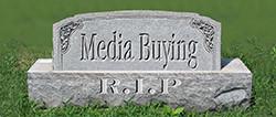 MEDIA IS DEAD